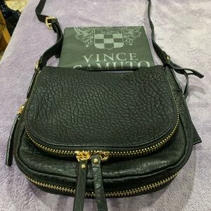 Vince Camuto Black Purse